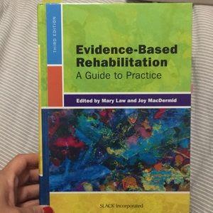 Evidenced based rehabilitation